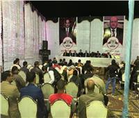 رئيس «مصر الثورة» يفتتح مقر الحزب بالعياط بحضور جماهيري