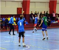 مركز شباب حلوان يتوج ببطولة الجمهورية لكرة اليد للإعاقات الذهنية