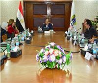 وزير التنمية المحلية والأمم المتحدة يناقشون تطبيق اللامركزية في مصر