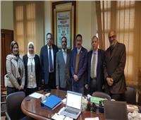 جامعة القاهرة: تجديد 4 شهادات ISO عالمية لمركز تنمية قدرات أعضاء هيئة التدريس
