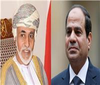 رسالة خطية من الرئيس السيسي إلى السلطان قابوس
