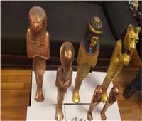ضبط «خيال» وبحوزته 4 تماثيل أثرية بنزلة السمان