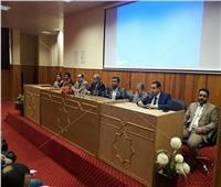 بالصور| رئيس جامعة الأزهر يفتتح ورشة «تكنولوجيا المعلومات» بالتعاون مع الهند