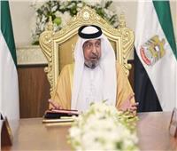 رئيس الإمارات يعزي السيسي في ضحايا هجوم سيناء الإرهابي