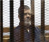 بدء محاكمة المعزول في قضية «التخابر مع حماس»