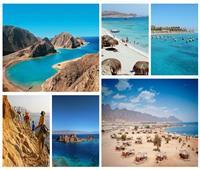 استرخاء وهدوء وطبيعة خلابة.. تعرف على أروع الشواطئ المصرية |صور
