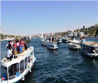 بـ«ديفيليه فى النيل».. انطلاق فعاليات مهرجان أسوان للثقافة والفنون