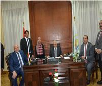 بروتوكول تعاون بين «تحيا مصر» ومحافظ الجيزة لإنشاء شارع 306