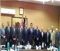 تعاون بين قسم اللغة الروسية ومركز بحوث الشرق الأوسط بجامعة عين شمس