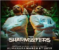 شارموفرز تحتفل بألبومها الجديد «انفصام».. 8 مارس