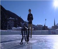 فيديو | شاهد روبوت سويسرييتزلج على الجليد بمهارة فائقة