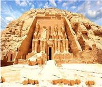 «البحوث الفلكية والجيوفيزيقية» تحتفل بتعامد الشمس على معبد أبو سمبل