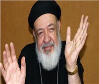 وفاة القمص صليب متى راعي كنيسة مارجرجس شبرا