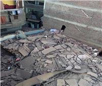 انهيار منزل بالمطرية دون وقوع إصابات