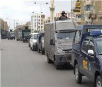 الأمن العام: ضبط 180 قطعة سلاح بالمحافظات