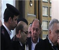 وصول «جرانة» لحضور استئناف محاكمته بـ«تراخيص الشركات»