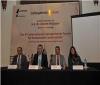 إطلاق المنتدى الدولي للبناء المستدام  بالقاهرة 4 إبريل