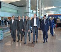 الفريق يونس المصري يتفقد مطار الغردقة الدولي تمهيداً لافتتاحه