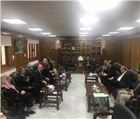 رئيس جامعة الأزهر نسعى لتطبيق نظم الجودة بالتعاون مع مؤسسات الدولة