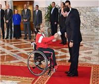 البارالمبية المصرية: السيسي يعطي اهتمامًا كبيرًا لذوي الاحتياجات الخاصة