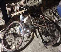شاهد| الصور الأولى من حادث تفجير الدرب الأحمر