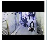 فيديو| لحظة القبض على إرهابي «الدرب الأحمر».. وتفجير نفسه