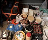 صور| بطولات رجال الشرطة أحبطت سلسلة عمليات لإرهابي «الدرب الأحمر»