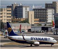إغلاق مطار تشامبينو في روما بسبب حريق