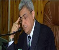الناقد إبراهيم حجازي يشارك في جنازة «خالد توحيد»