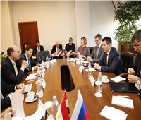 مهاب مميش: تأسيس شركة لإدارة المنطقة الصناعية الروسية بقناة السويس