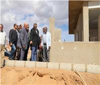 صور «سعفان» يتفقد مكتب القوى العاملة بشرم الشيخ