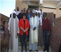 «عبد الدايم» من السد العالي: الثقافة عنوانًا للصمود