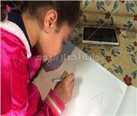 فيديو| «بوابة أخبار اليوم» في منزل «حلاوتهم» الناجية من حادث الدرب الأحمر