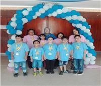 أطفال متحف الطفل يشاركون في «مؤتمر تمكين أولادنا القادرون باختلاف»