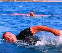 بدء اختيار السباحين المشاركين فى أول تتابع عربىلـ«عبور المانش 2020»