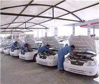 إنفوجراف| الغاز الطبيعي.. الوقود البديل الأمثل للسيارات