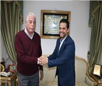 محافظ جنوب سيناء يلتقي «الغرباوي» لبحث الاستعداد لمهرجان «المسرح الشبابي»