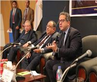وزير الآثار: انتهاء 88% من الأعمال الإنشائية للمتحف المصري الكبير
