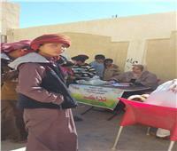 توقيع الكشف الطبي على ٢٧٠ مريض بجنوب سيناء