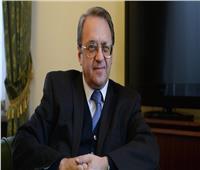 بوجدانوف: نواصل العمل لإنهاء تشكيل اللجنة الدستورية السورية