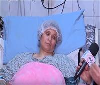 فيديو| المصابة بتفجير الدرب الأحمر: «كنت بشتري احتياجات ولادي للمدرسة»