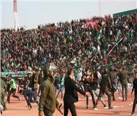 فيديو| شغب واشتباكات دامية في الدوري المغربي