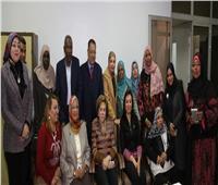 مرفت التلاوي: المرأة هي المسئولة عن جميع أفراد الأسرة