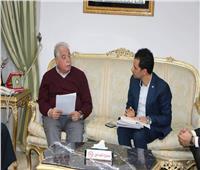 خالد فودة: كل الدعم المادي والمعنوي لمهرجان شرم الشيخ للمسرح الشبابي