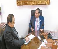 حوار| رئيس جامعة بورسعيد: الرئيس يقود مصر باقتدار فى معركتى التنمية والاستقرار