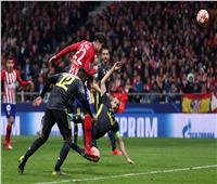 للمرة الثانية.. «VAR» تنقذ يوفنتوس وتلغي هدف لأتلتيكو مدريد