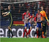 فيديو| أتلتيكو مدريد يضرب يوفنتوس بهدفين في 3 دقائق