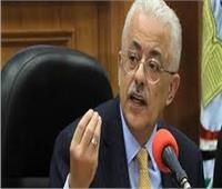 وزير التعليم يصل سوهاج في زيارة تفقدية لمدارس المحافظة