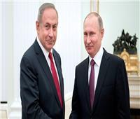 بوتين يبحث هاتفيا مع نتنياهو الوضع في سوريا