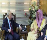 وزير العدل يبحث مع النائب العام السعودي تفعيل الاتفاقيات القضائية
